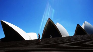 """Trocme singled out the Opera House - 'the most iconic secular building in the world'."""