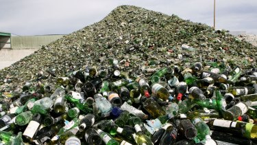 Waste not want not: NSW residents want container deposit recycling and are prepared to cop the 10¢ levy.