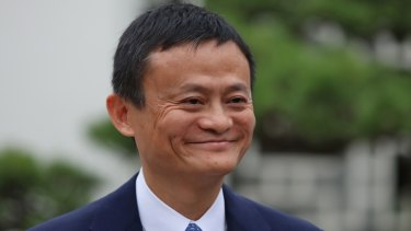 Jack Ma's payments business has secretly become one of the biggest financial firms in the world.