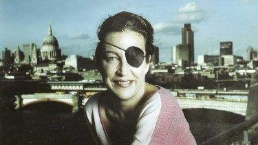 Marie Colvin in London in 2001.