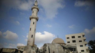 Gaza peace talks begin this week.