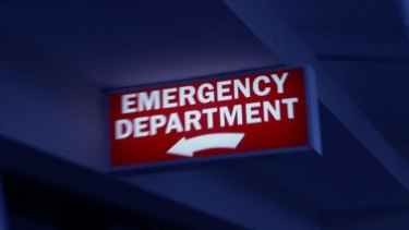 A ''real time'' website designed to give Victorians information about emergency departments hs had an average of only 20 hits a day in the past year.