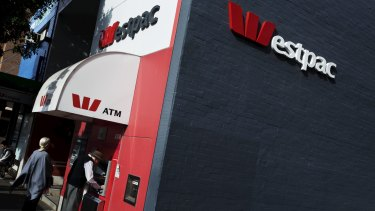 Down again: Westpac online banking failed on Tuesday following ATM outages on Sunday.