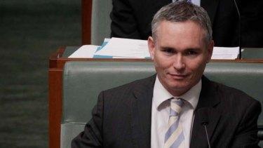 Labor MP Craig Thomson.