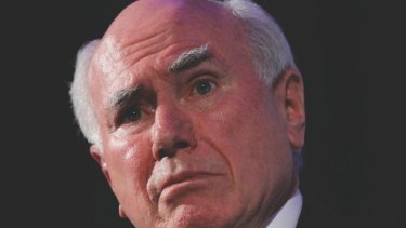 "Former prime minister John Howard was ""embarrassed"" by the reveal that Saddam Hussein did not possess weapons of mass destruction."