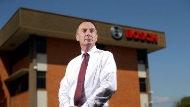 Bosch Australia President Gavin Smith.