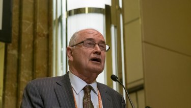 Ross Garnaut provided economic advice to the government in the 1980s.