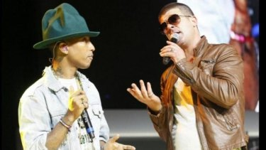 Robin Thicke and Pharell Williams: Who is picking up the bill?