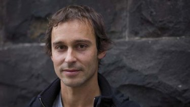 Life as lived ... Daniel Ducrou returns to Byron Bay, the town that spawned his first novel.