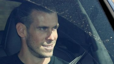 Gareth Bale on verge of Tottenham EPL return.
