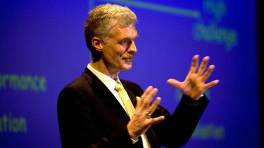 Organisation for Economic Co-operation and Development deputy director of education Andreas Schleicher.