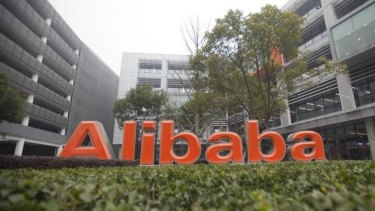 With Alibaba, Amazon faces serious competition for investor dollars.