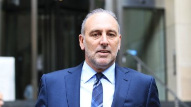 "Hillsong pastor Brian Houston said Mr Driscoll's presence had become a ""distraction""."