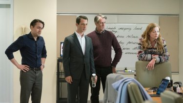 The conflict within families is entertaining and illuminating in <i>Succession</I>.