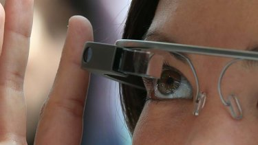 Google Glass: Banned in some casinos.
