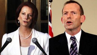 Julia Gillard and Tony Abbott launch their campaigns.