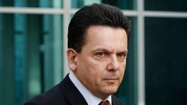 Senator Nick Xenophon ... says  the rise comes at an especially bad time.