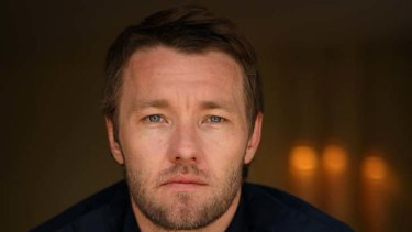 Great Gatsby role ... Australian actor Joel Edgerton.