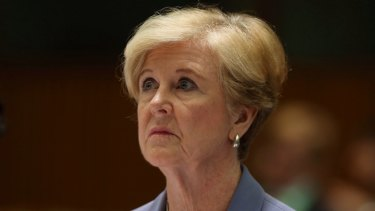 Australian Human Rights Commission president Gillian Triggs has hit back at Prime Minister Malcolm Turnbull.