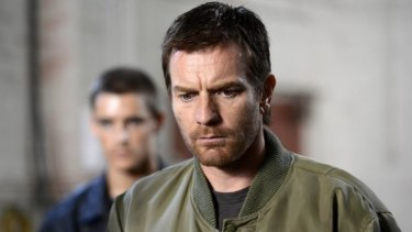Not a man to mess with: Ewan McGregor stars in Son Of A Gun.