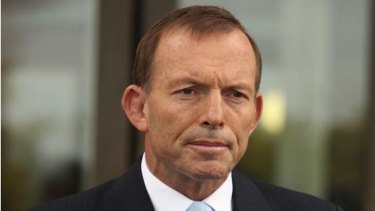 """""""I have always regarded myself as a conservationist"""" ...   Opposition Leader Tony Abbott."""