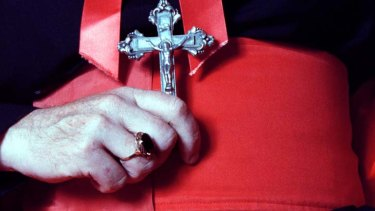 Convicted paedophile priests are receiving financial support from Melbourne's Catholic archdiocese.