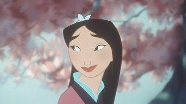 Disney classic Mulan