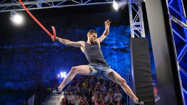 There are only eight episodes of Australian Ninja Warrior.
