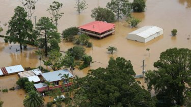 Figures from the Insurance Council of Australia show losses in Queensland have climbed to $661.3 million this year, with flood-related losses in NSW of $71.8 million.