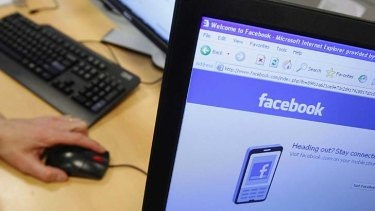 Job hunt ... two-thirds of recruiters are using Facebook, according to a new survey.