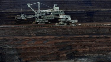 The plan to export brown coal is a backward step for the environment.
