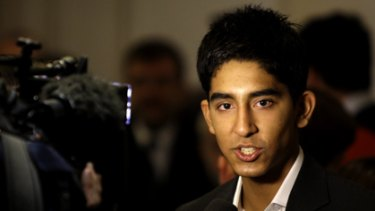 'Institutionally racist' ... Dev Patel wants to show his versatility.