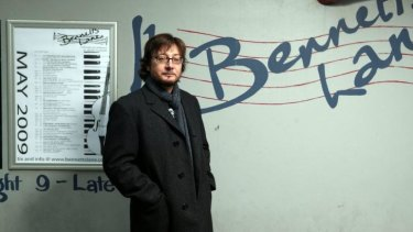 Michael Tortoni, owner of the Bennetts Lane jazz club, feels 'dismissed' by the system.