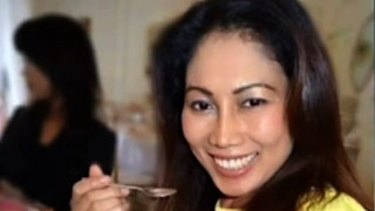 Missing Gold Coast woman Novy Chardon.