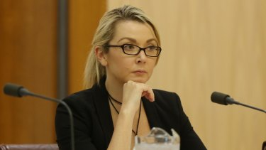 Senator Skye Kakoschke-Moore has tried to move amendments to the criminal code that specifically targets cybersex crimes.