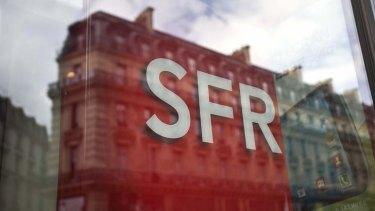 Vivendi SA agrees to sell SFR to Altice SA