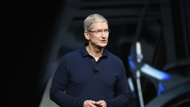 Apple CEO Tim Cook has talked up the benefits of augmented reality in the past.