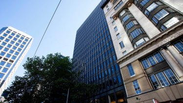 """The Royal Insurance building was known as """"the black stump"""". Photo by Arsineh Houspian"""