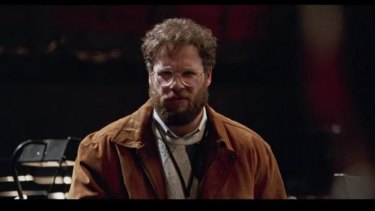 Seth Rogen will star as Apple co-founder Steve Wozniak. Wozniak worked with writer Aaron Sorkin to make sure the film was historically accurate.