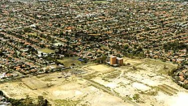 Former site of Kodak Australia in North Coburg.