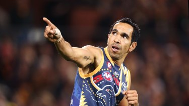Eddie Betts is the game's best small forward.