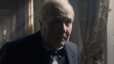 The trailer for the Winston Churchill film Darkest Hour, starring Gary Oldman.