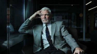Euthanasia campaigner Dr Rodney Syme.