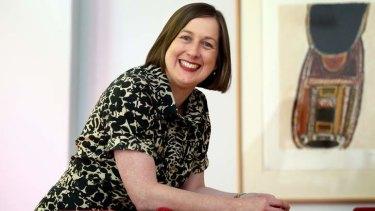 Fiona Menzies, head of Creative Partnerships Australia.