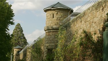 Beechworth Prison.
