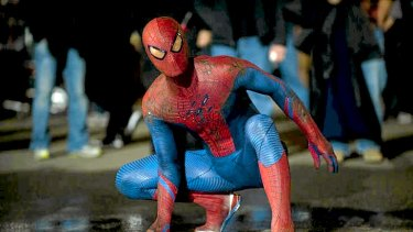 <i>The Amazing Spider-Man</i> is one of this winter's big holiday flicks.
