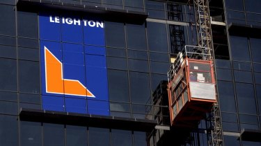 Leighton Holdings was the first big Australian company to publicly admit it had alerted the AFP to a possible breach.