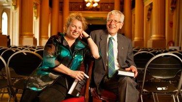 Editors Alison Bashford and Stuart Macintyre.