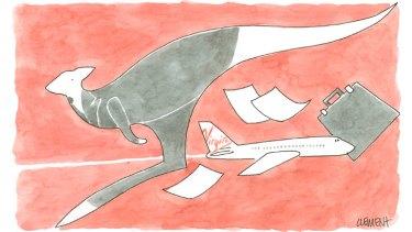 Illustration: Rod Clement.