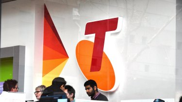 5G is a crucial part of Telstra's strategy to return the telco to growth.